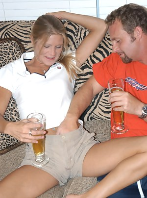 Free Drunk MILF Porn Pictures