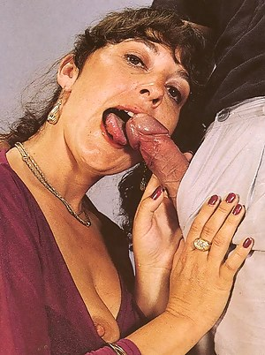 Free MILF Classic Porn Pictures