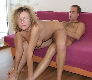 Free MILF Softcore Porn Pictures